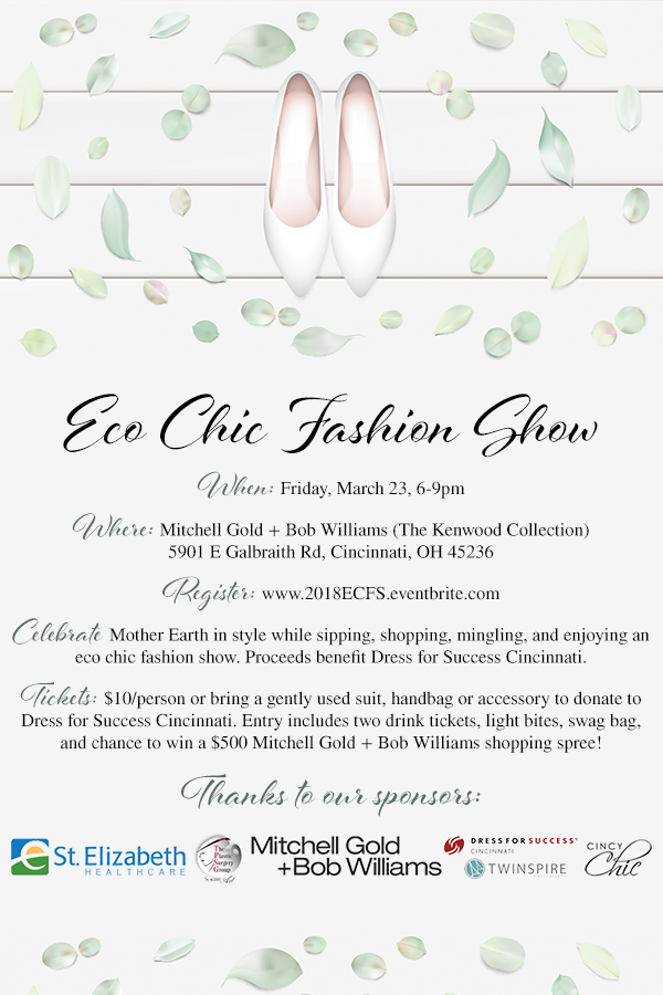 2018 Eco Chic Fashion Show