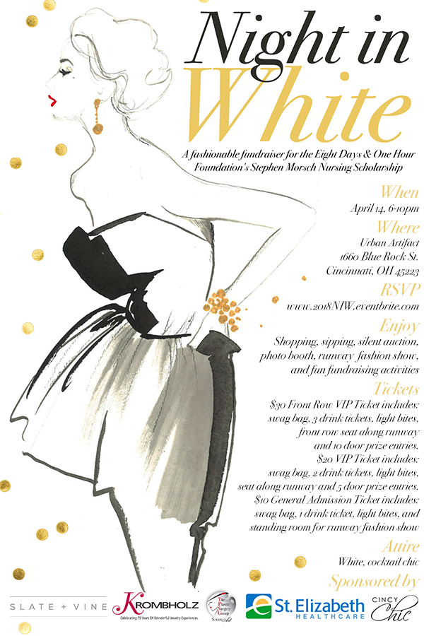 2018 Night in White