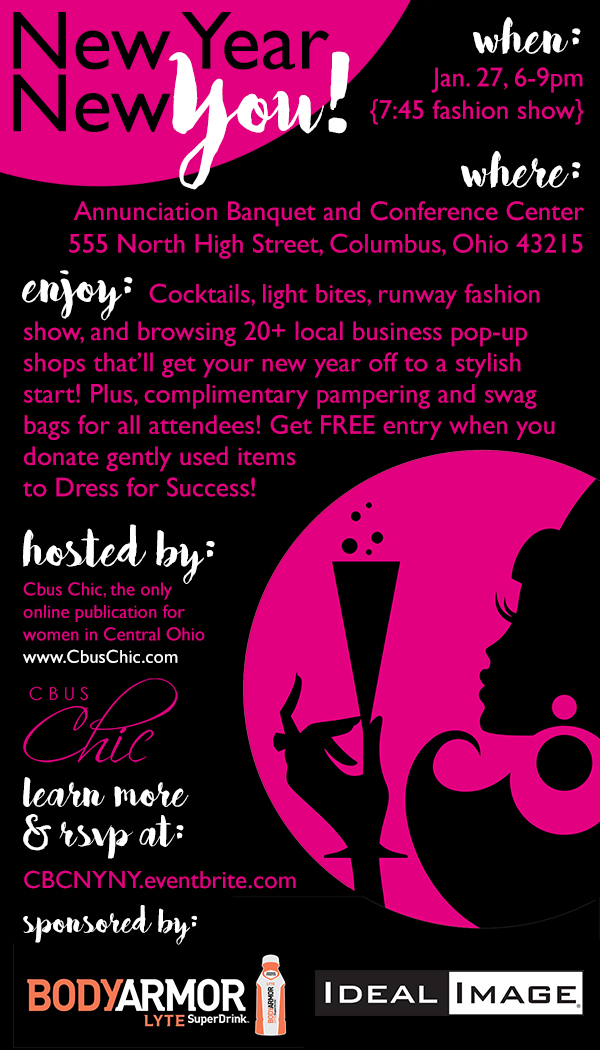 Cbus Chic New Year, New You!