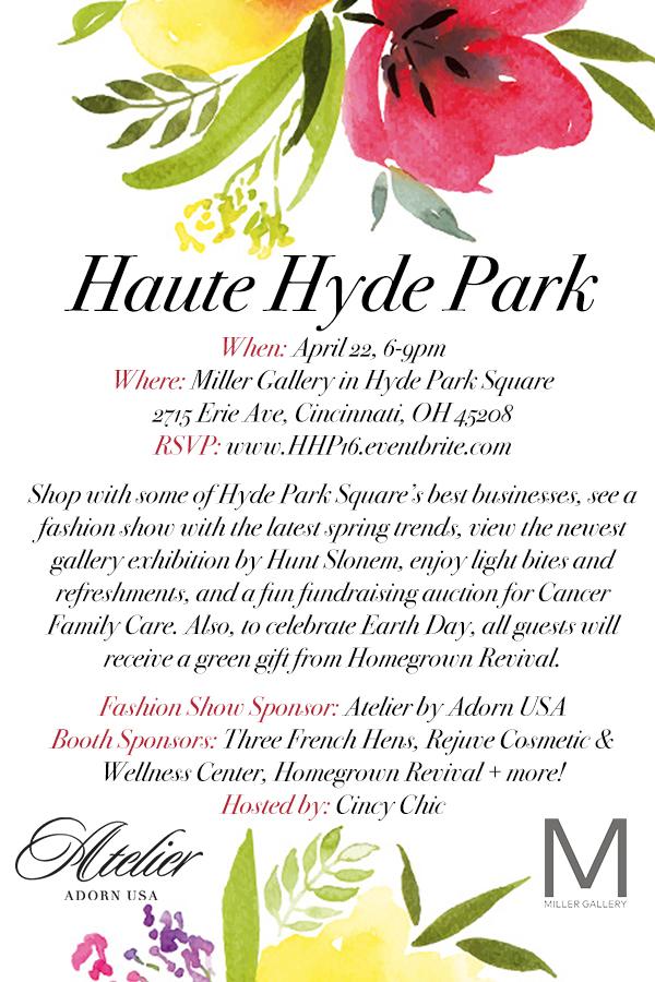 Haute Hyde Park