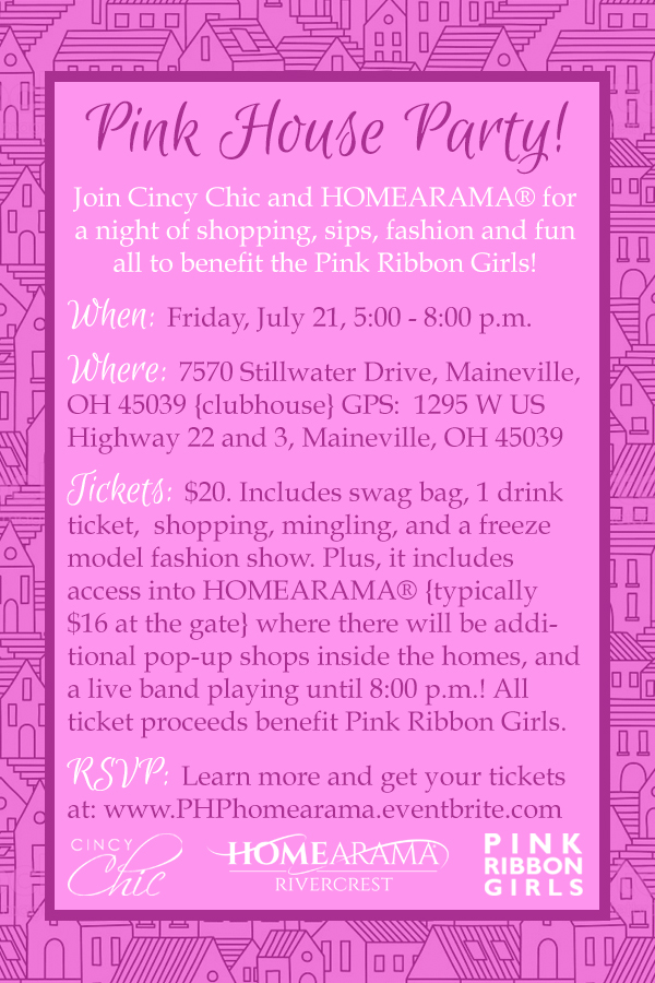 HOMEARAMA Pink House Party
