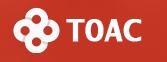 TOAC logo