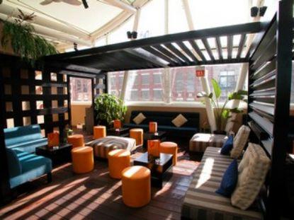 SUSHISAMBA Lounge