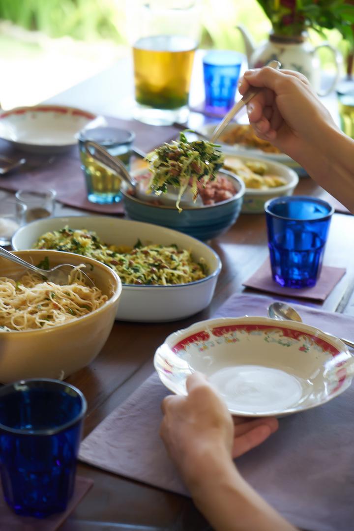retreat meal
