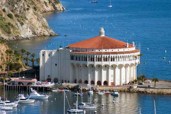 Casino Point - Catalina Island