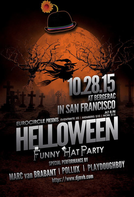 Helloween A Funny Hat Party