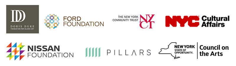 Thanks to our funders.
