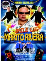 MARITO RIVERA - SUNDAY JULY 8TH, 2012