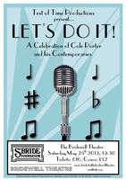 'Let's Do It!' - A Celebration of Cole Porter and his...