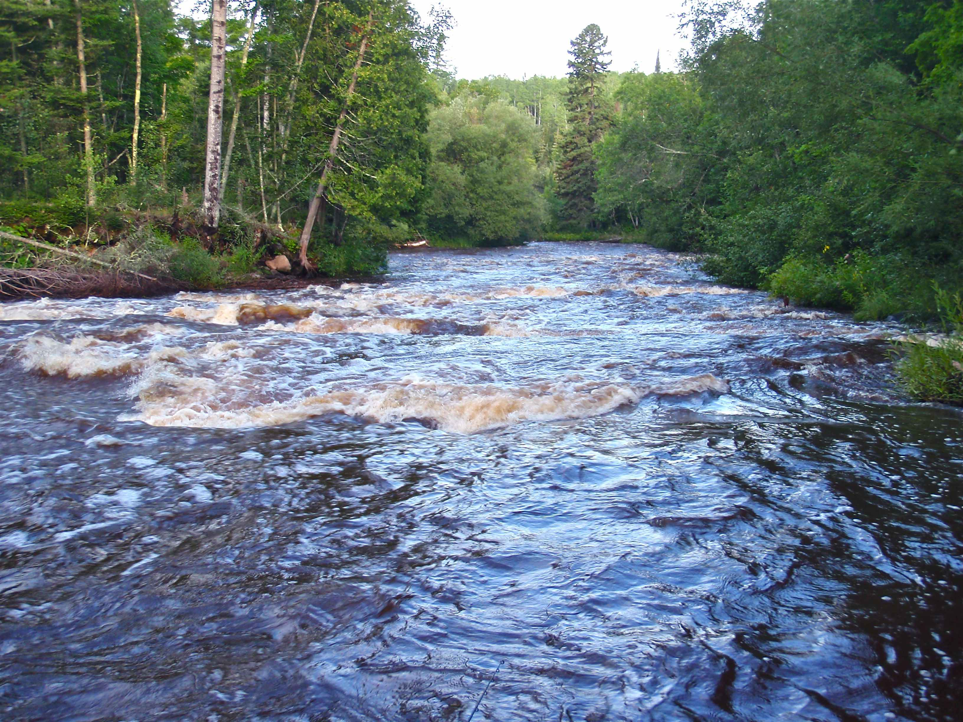 Lake Superior Tributary