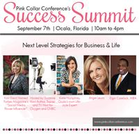 Pink Collar Conference's  Success Summit