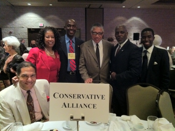 The Conservative Alliance at the GA State Capitol