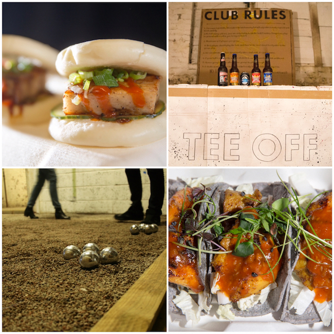 Image: Street Food Putter Club