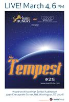 "WAMU 88.5 and Lean & Hungry Theater present ""The Tempest"""