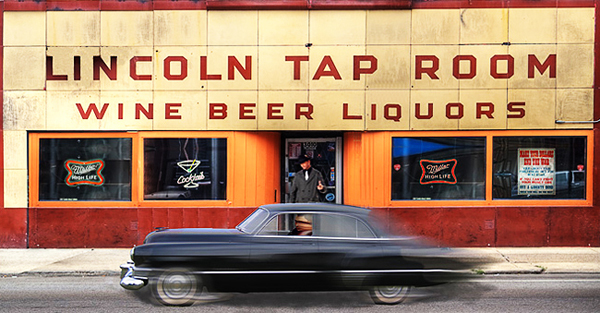 The Lincoln Tap Room