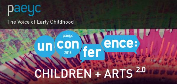 UnConference: Children+Arts 2.0