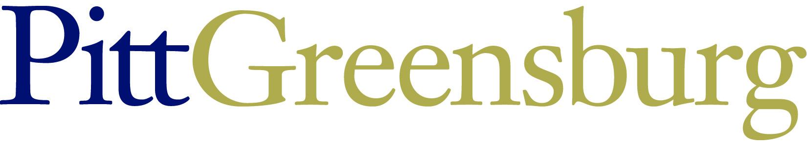 PITT-Greensburg logo