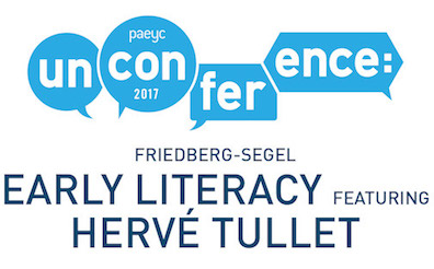 UnConference: Friedberg-Segel Early Literacy featuring Hervé Tullet