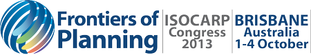 ISOCARP World Congress: Frontiers of Planning