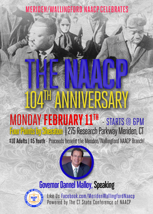 104th Anniversary of NAACP