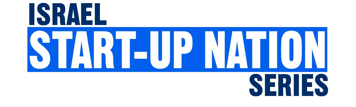 Israel Start-up Nation Series logo