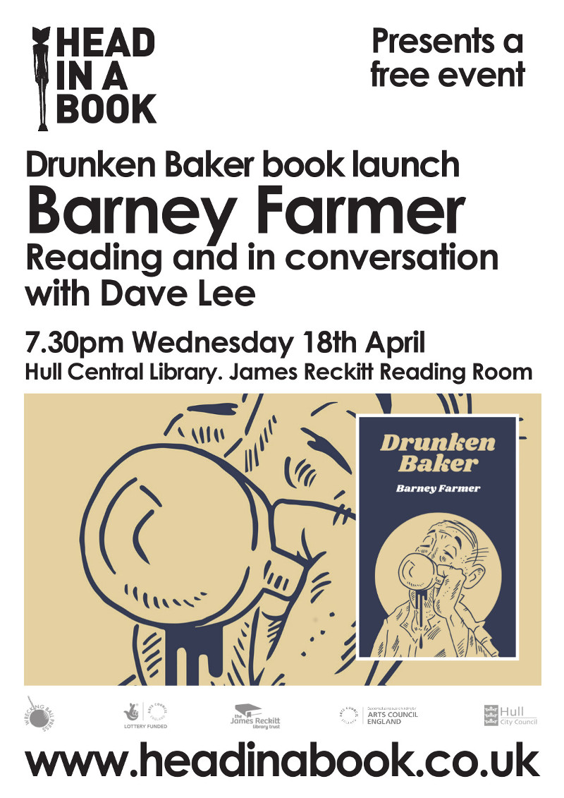 Head in a Book: Barney Farmer