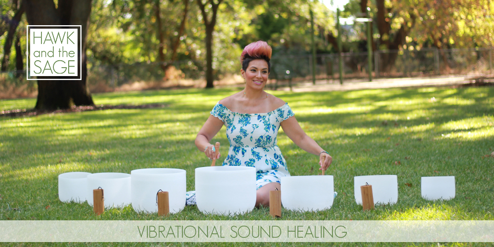 Hawk and the Sage // Vibrational Sound Healing
