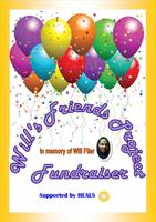 Will's Friends Project Fundraiser - In memory of William Filer