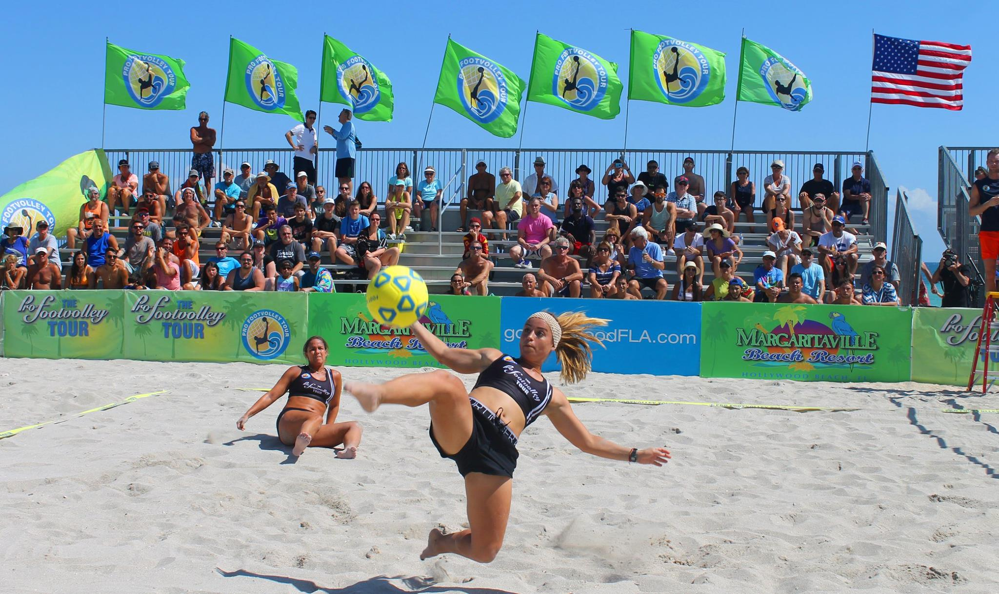 From RIO 2016 to South Beach, expect some great play from Melony Poviones