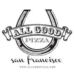All Good Pizza Logo