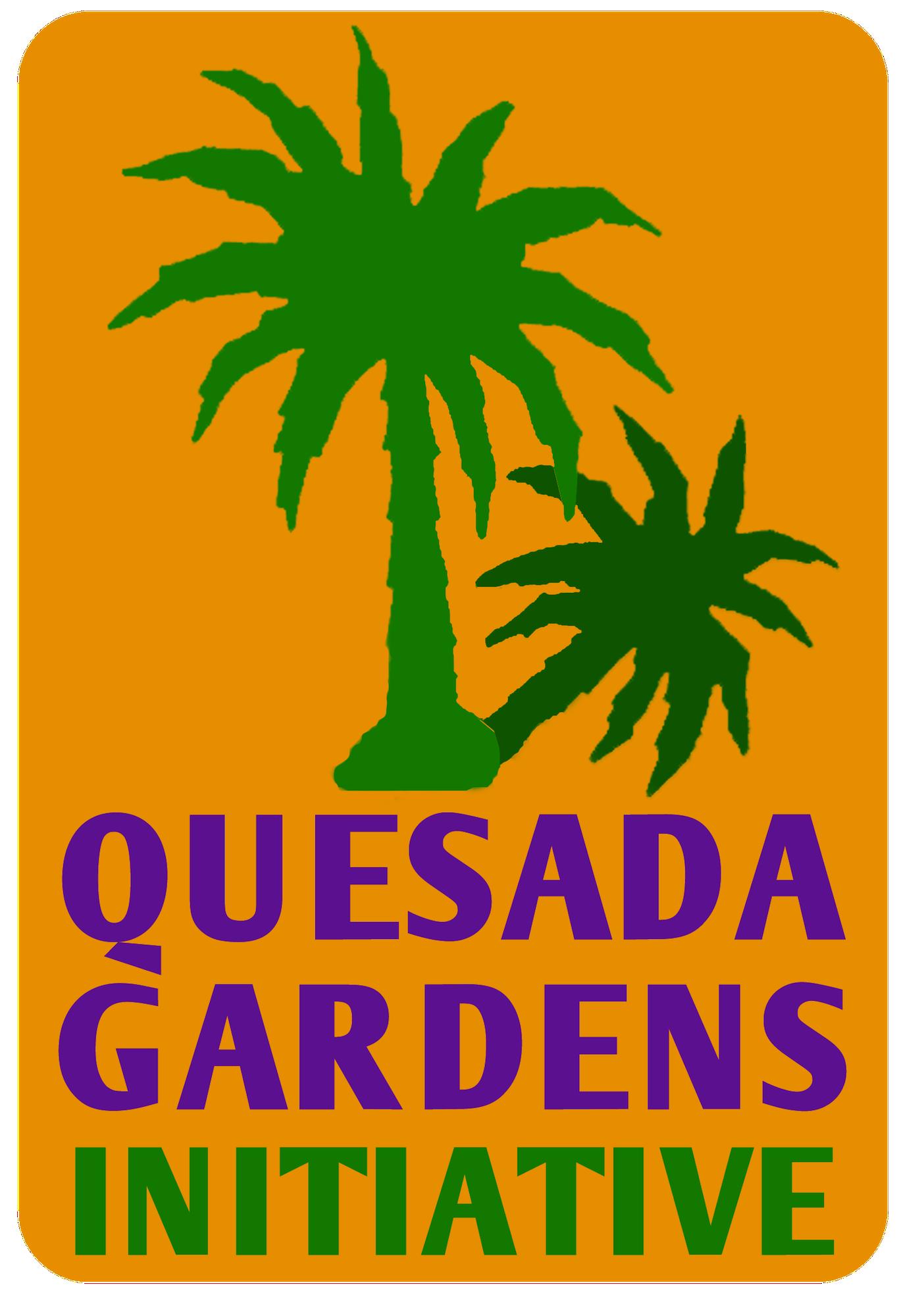 Quesada Gardens Logo