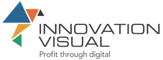 Innovation Visual  Logo sponsor