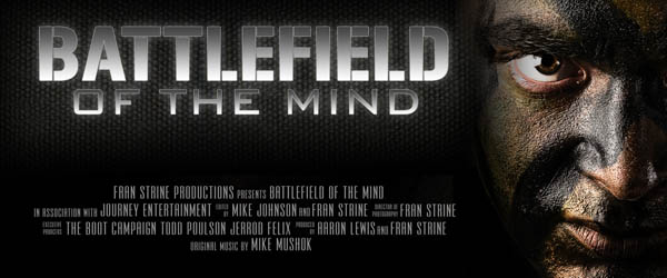Battlefield of the Mind Poster