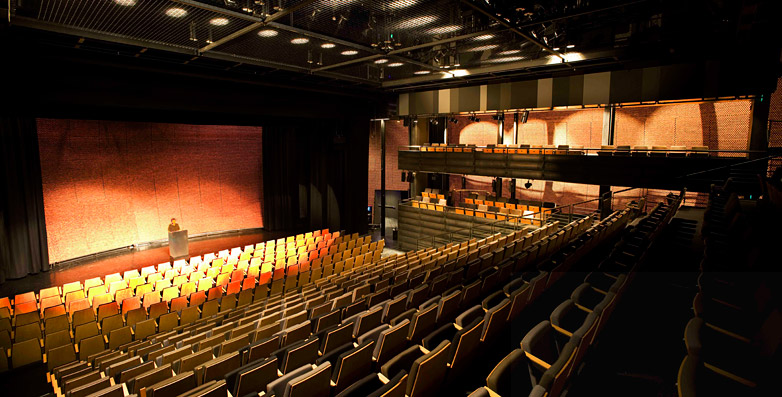 Genexis Theatre at Fusionopolis