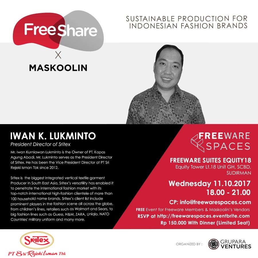 Iwan K Lukminto Sritex