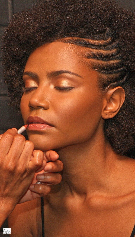 Enhanced Natural Makeup
