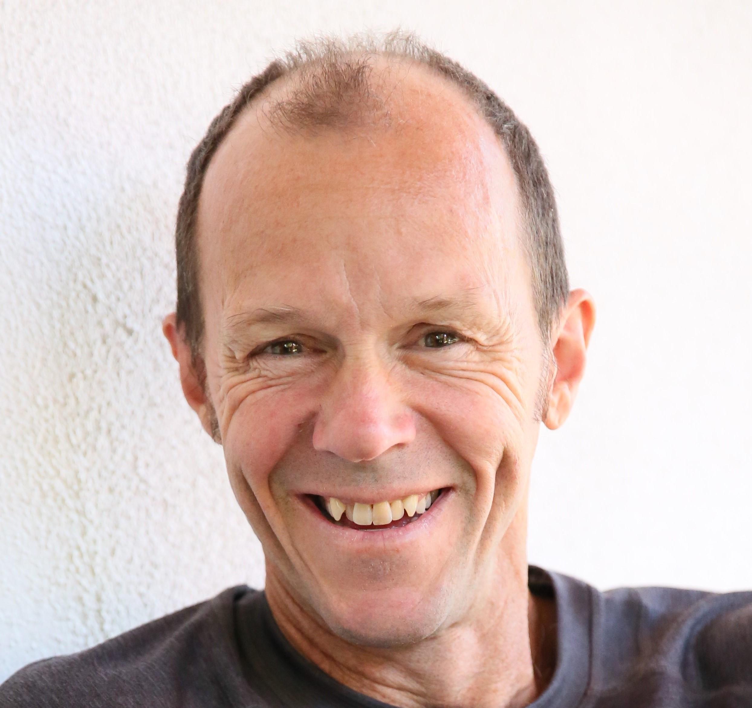 Pete Magill head shot