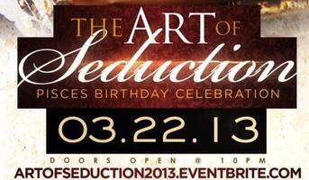 The Art Of Seduction || 3/22/13 @ The Longbranch