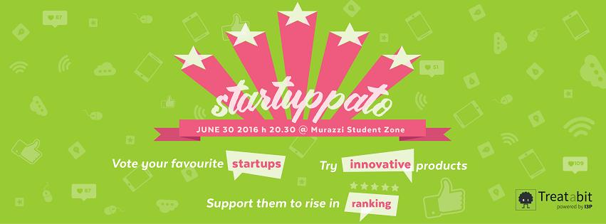 Startuppato Summer 2016