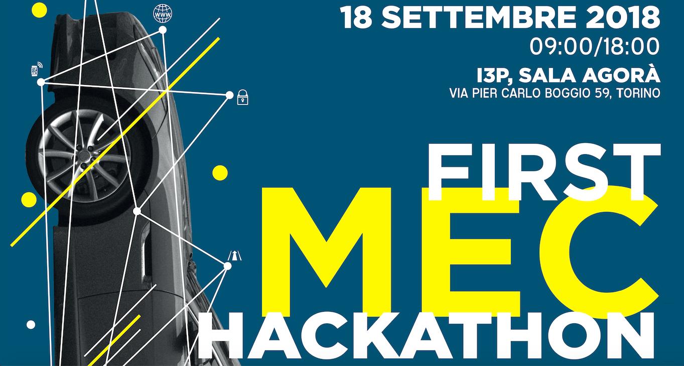 MEC Hackathon banner