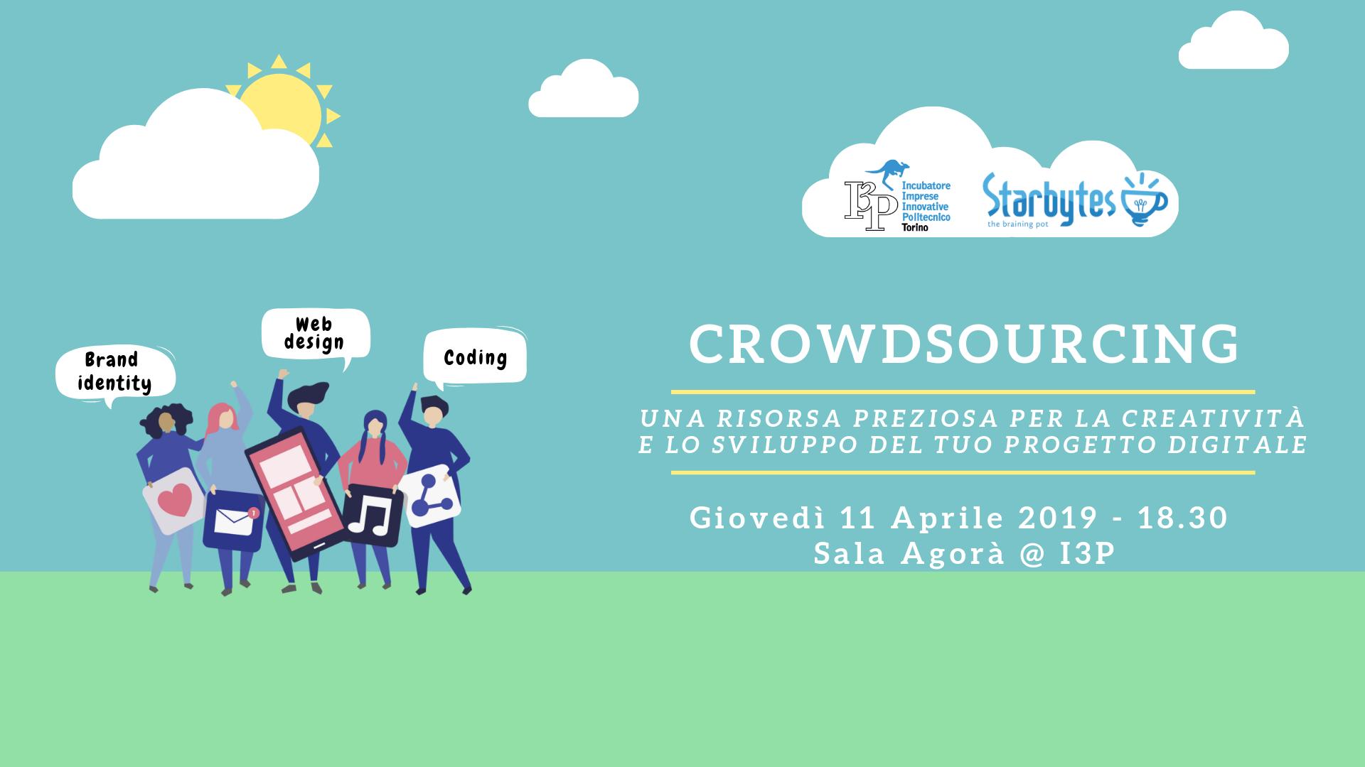 Evento I3P - Crowdsourcing Starbytes
