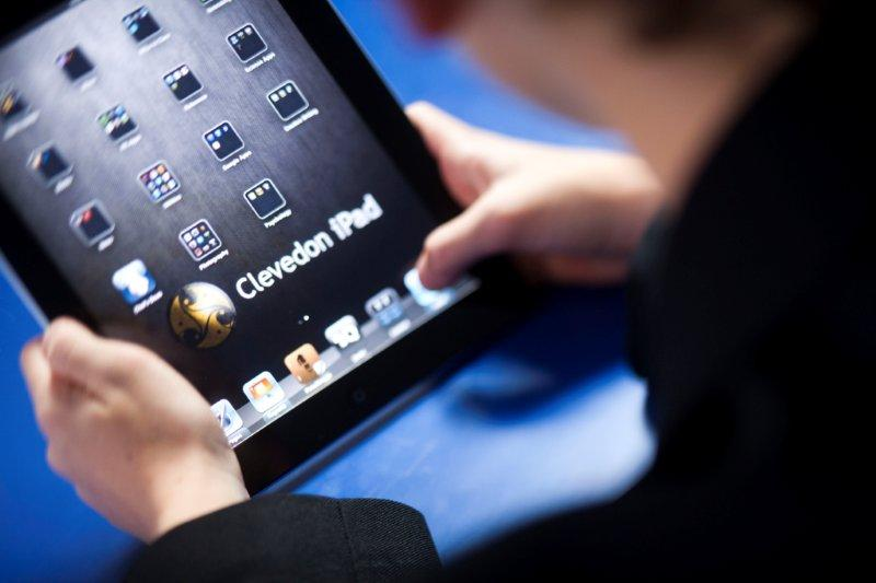 Clevedon iPad