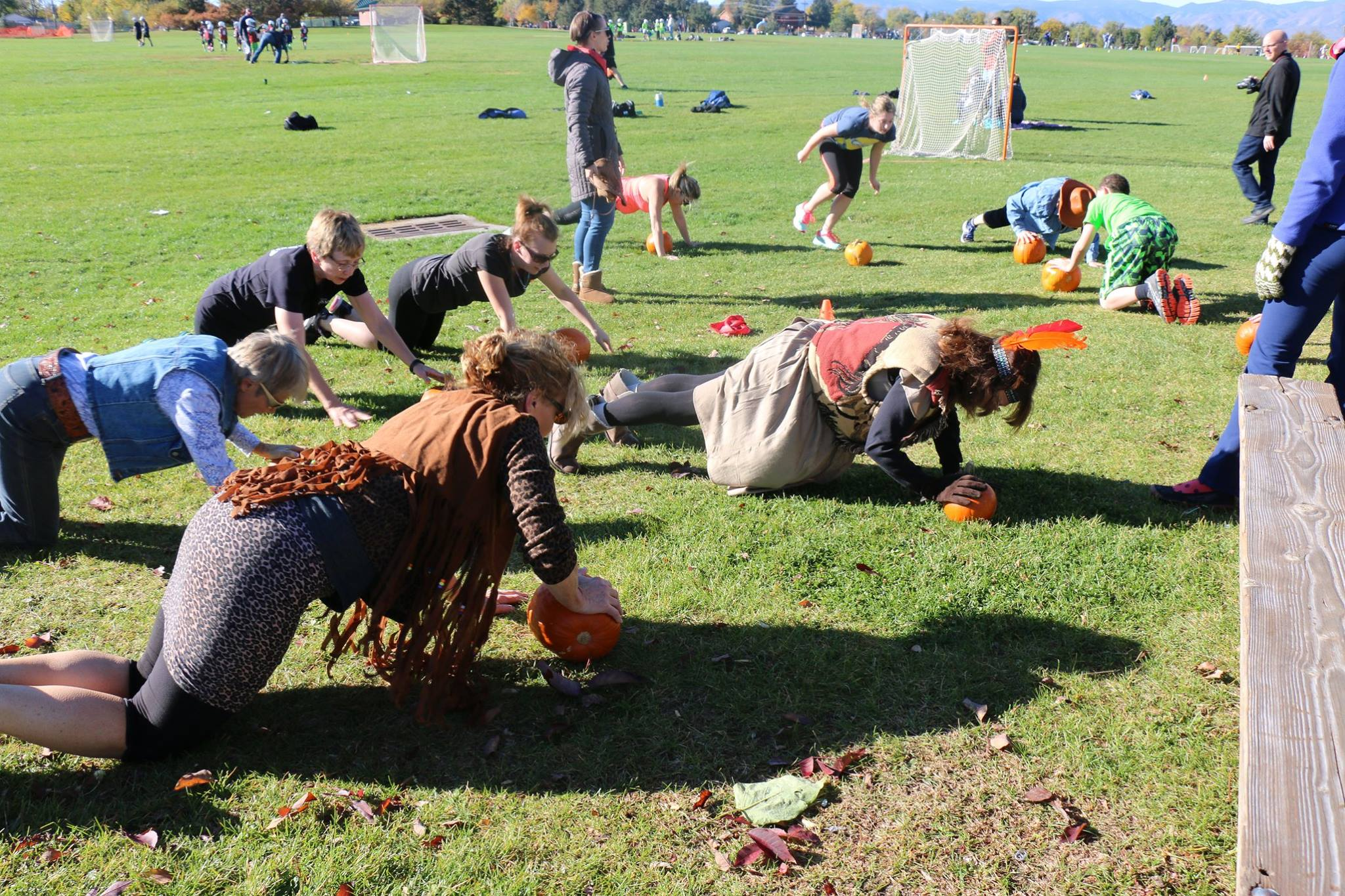 Pumpkin Boot Camp 2015