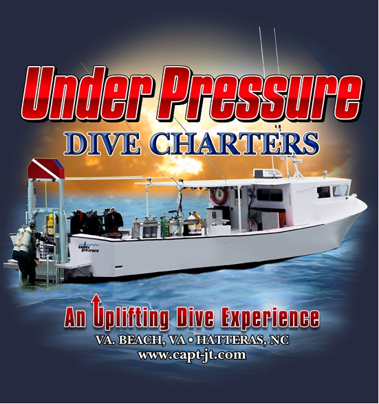 Under Pressure Dive Charters