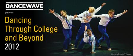 Dancing Through College and Beyond 2012