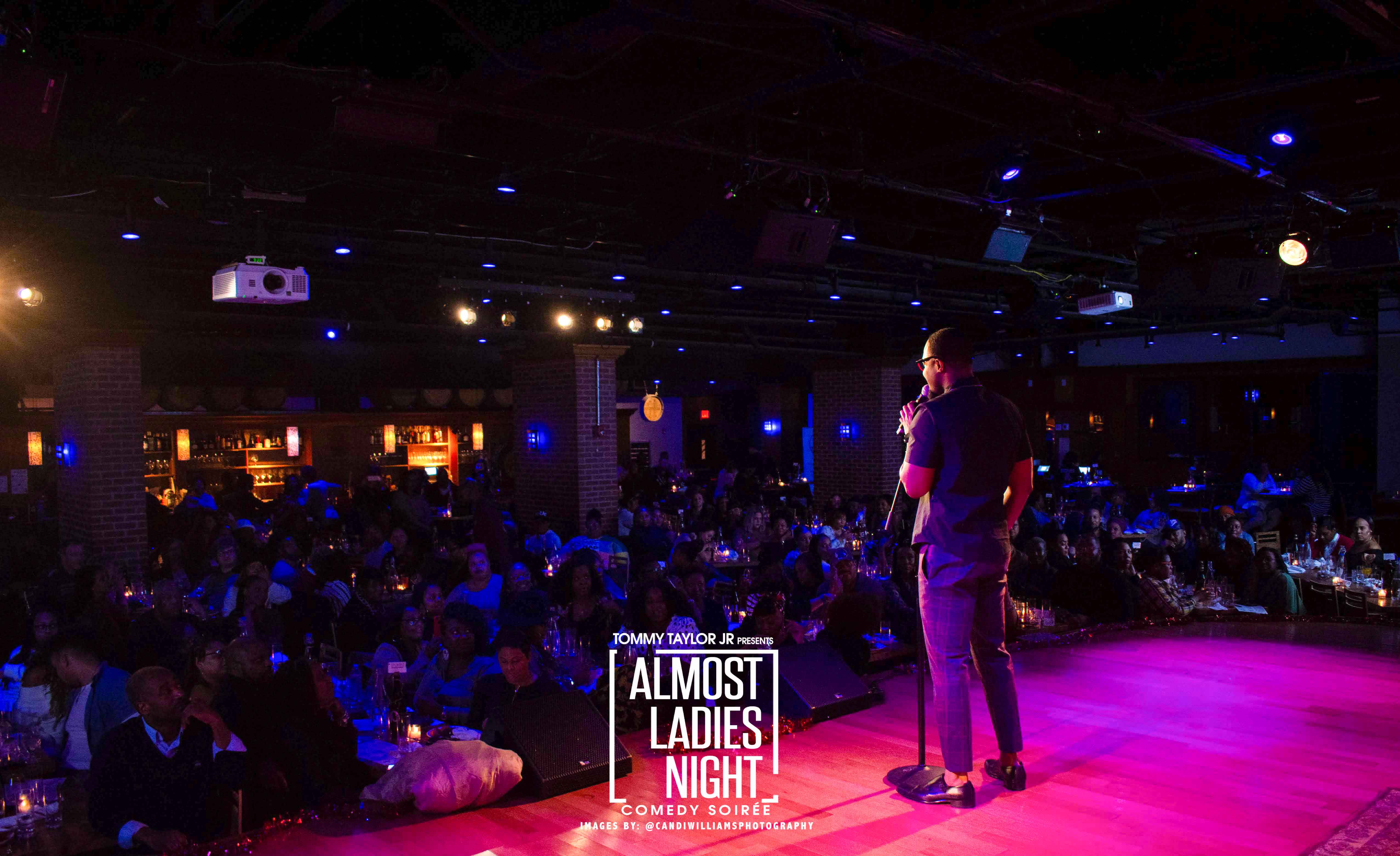 almost Ladies Night w/Tommy Taylor Jr.