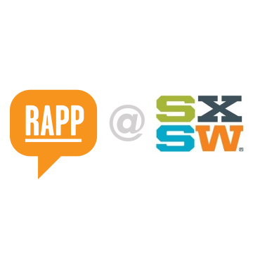 RAPP @SXSW Logo