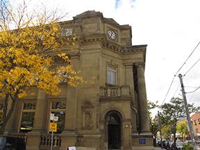 Ralph Thornton Centre
