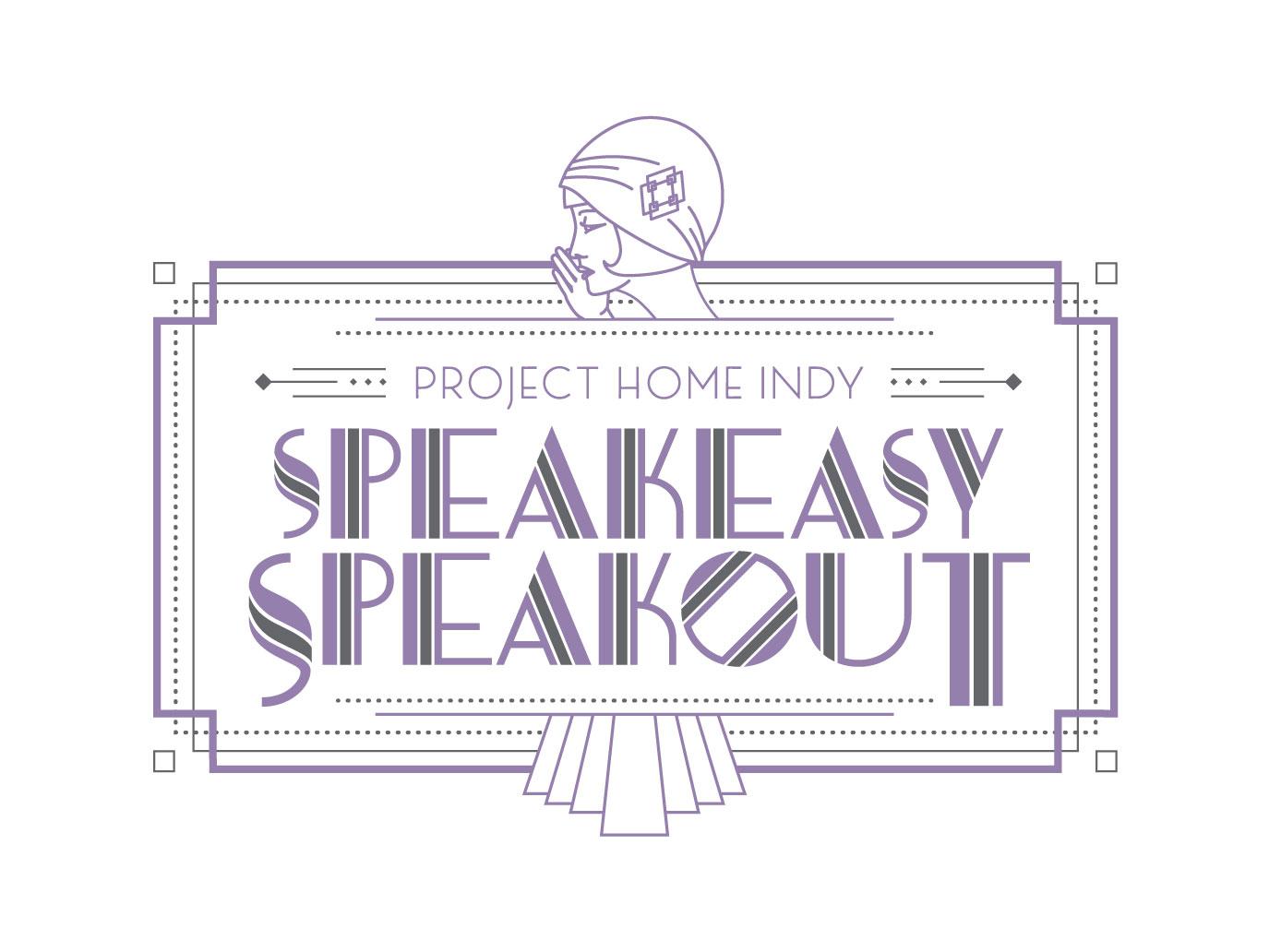 Speakeasy Speakout logo