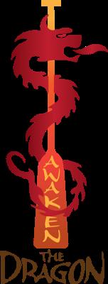 Awaken the Dragon logo